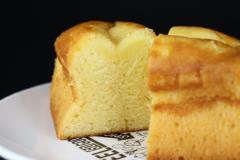 豆乳入りパウンドケーキ